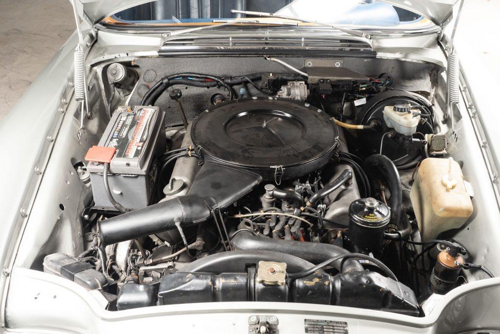 Mercedes-Benz 280 SE 3.5l - schwedisches Fahrzeug - 1 Besitzer - orig. Lederausstattung