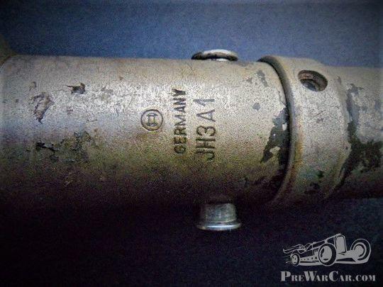 Bosch Motorraumlampe 20er Jahre