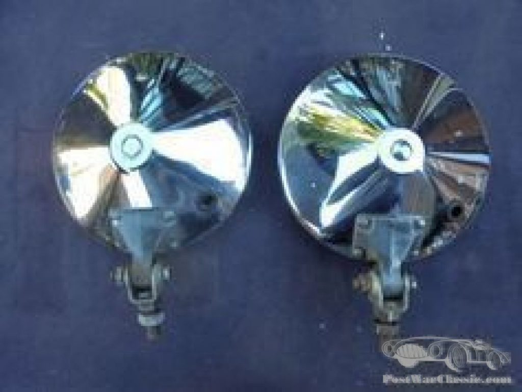 pair headlights Bosch Halogen,new old stock