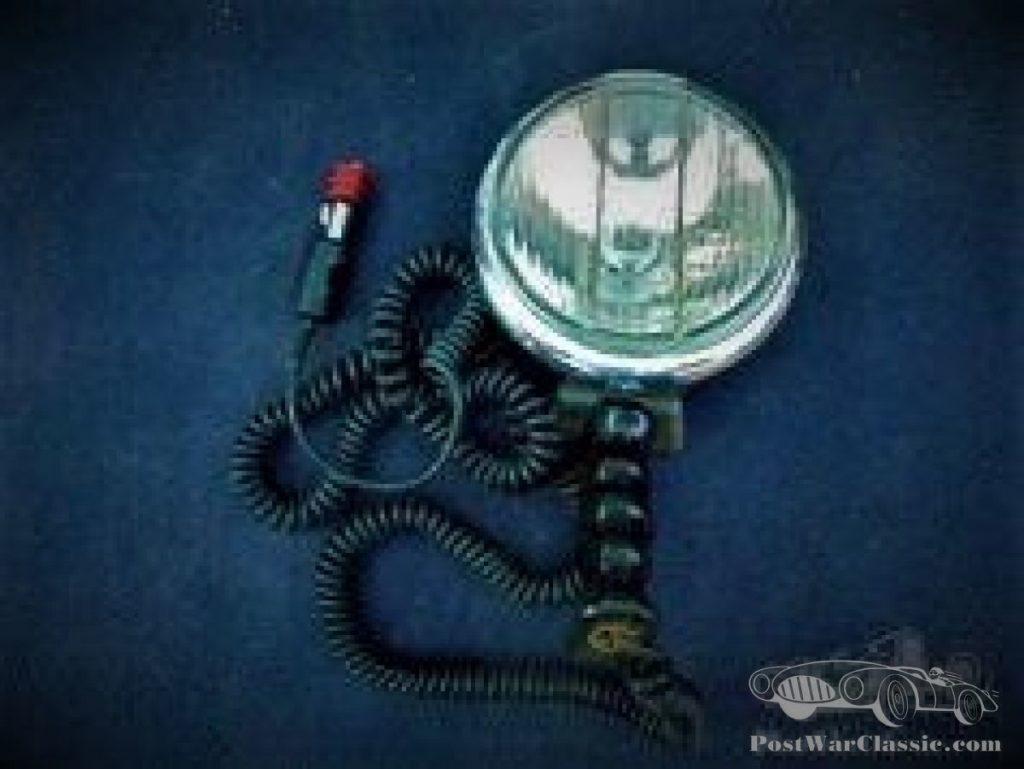 Suchscheinwerfer Bosch für z.B. 911 Polizeiporsche original neuwertig