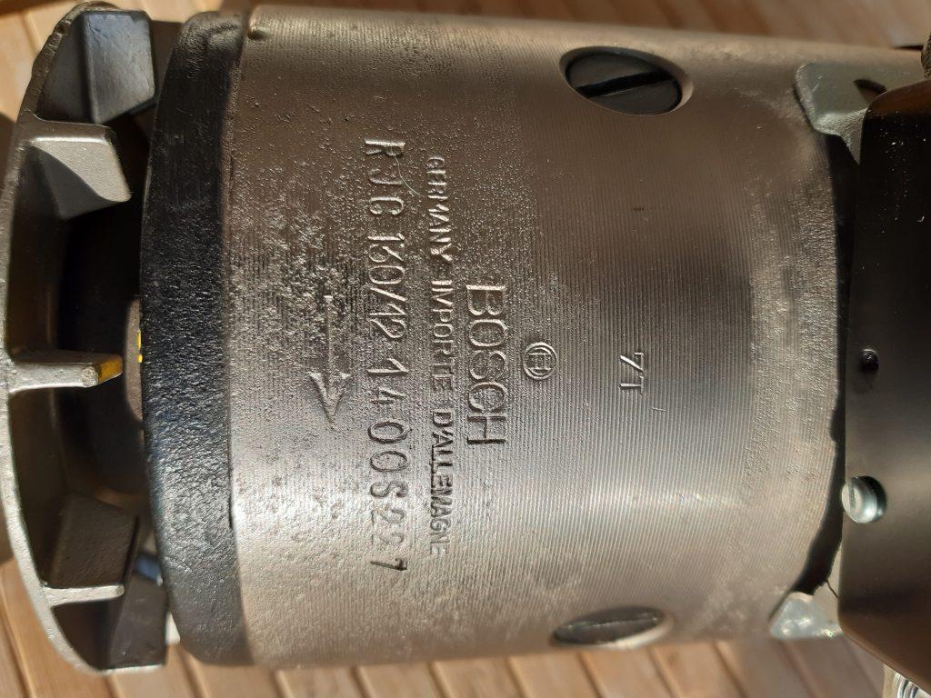 Bosch Lichtmaschine Mercedes 320 1938 - 1940