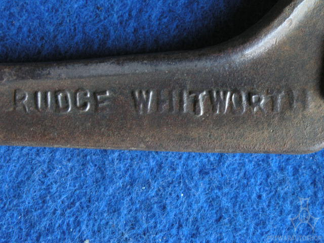 Rudge Whitwort Werkzeug