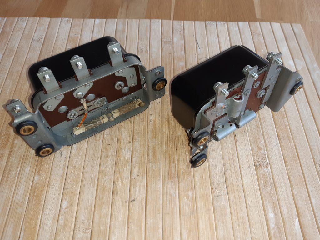 Bosch Lichtmaschinenregler für Porsche 356 6Volt (12V auch möglich)