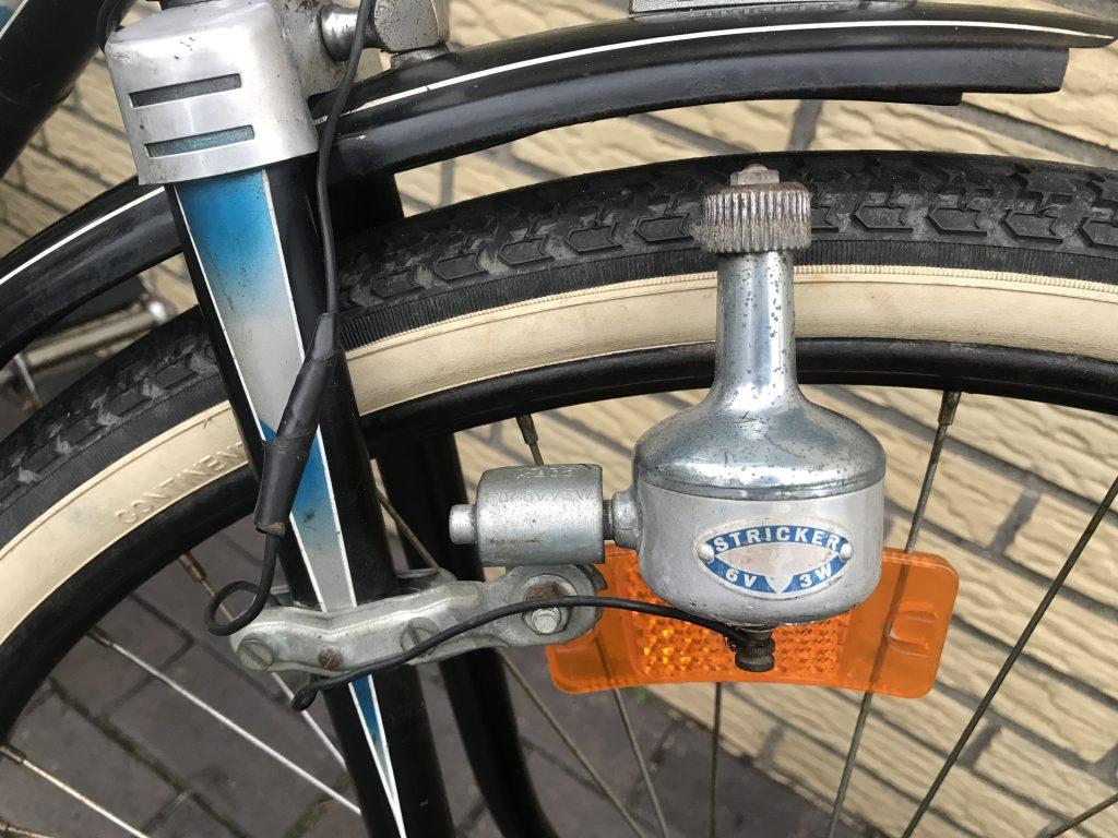 MAW Hilfsmotor am Stricker Herren Fahrrad