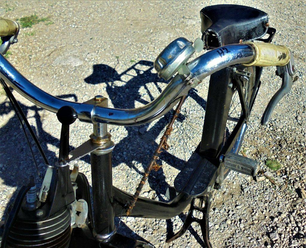 Oldtimer Solex Velosolex 2200 original h2
