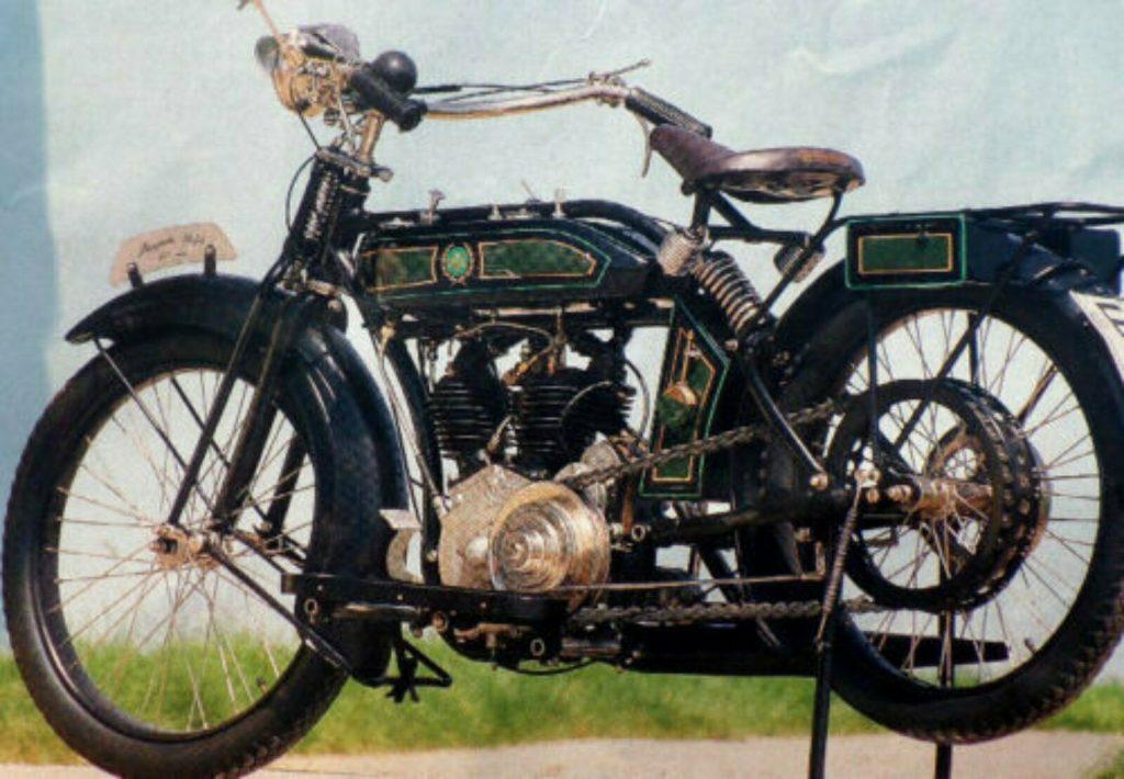 Gliederkeilriemen Keilriemen Antriebsriemen Vorkrieg Motorrad