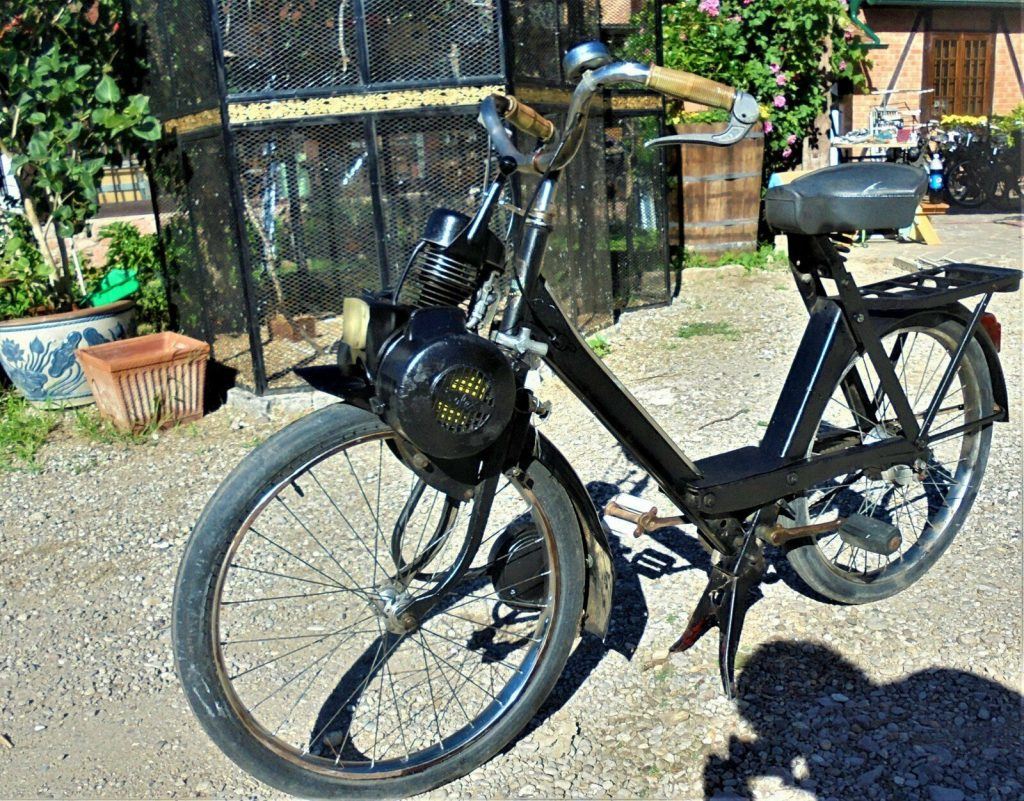 Oldtimer Solex Velosolex 3800 original a1