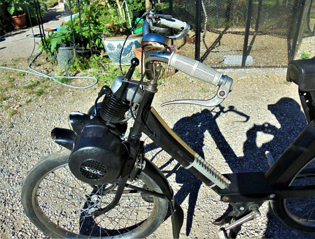 Oldtimer Solex Velosolex 3300 original h1