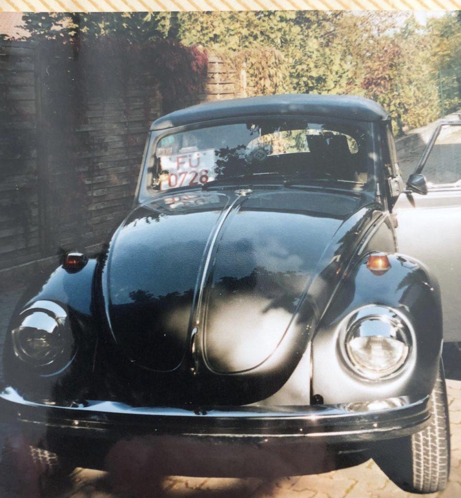 VW Käfer Cabriolet 1302 LS