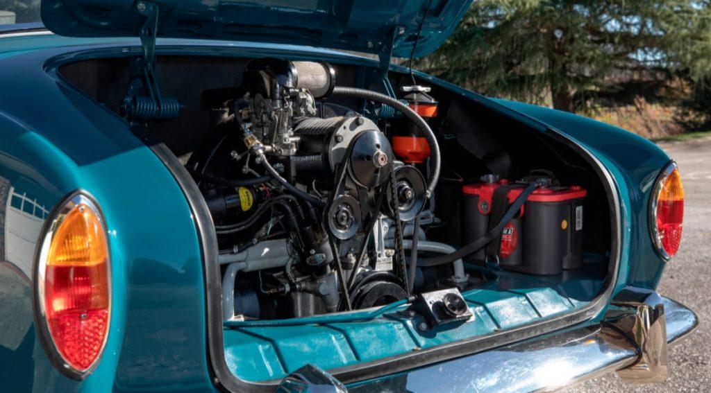 Volkswagen Karmann Ghia Judson Supercharged * Restauriert * Super Zustand * Low Light *