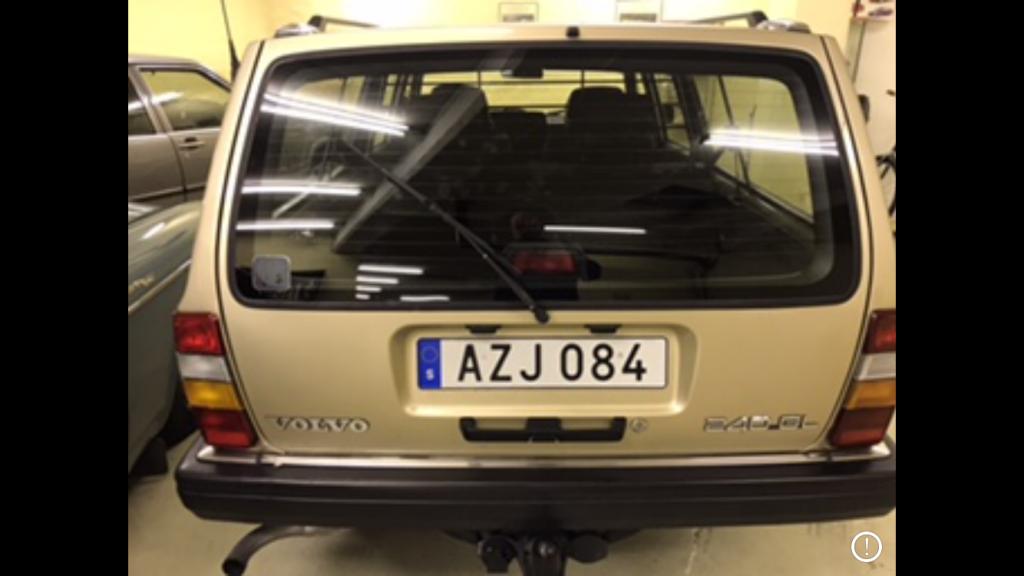 Volvo 245GL