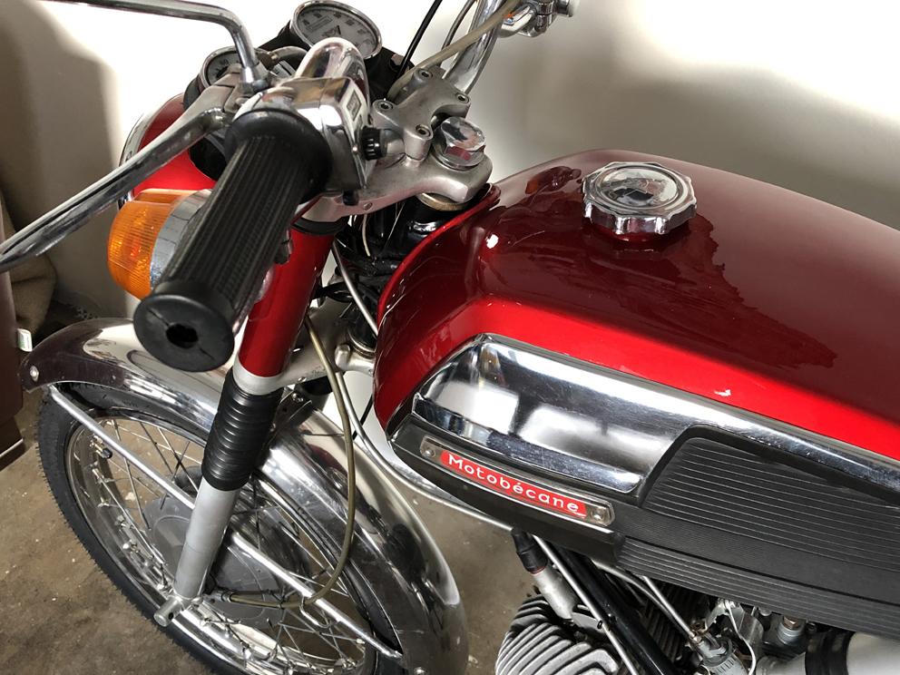 Andere Motobecane D125 Bestzustand, sehr selten!