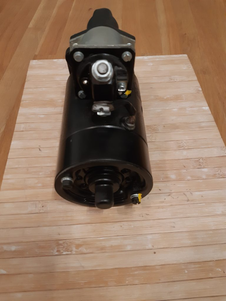Bosch Starter Volvo P1800, PV544, P121, P122, P221