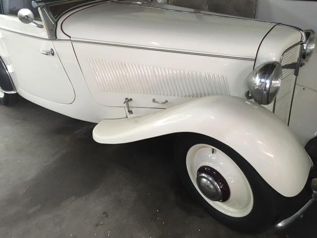 Adler Trumpf Junior Sport Cabrio