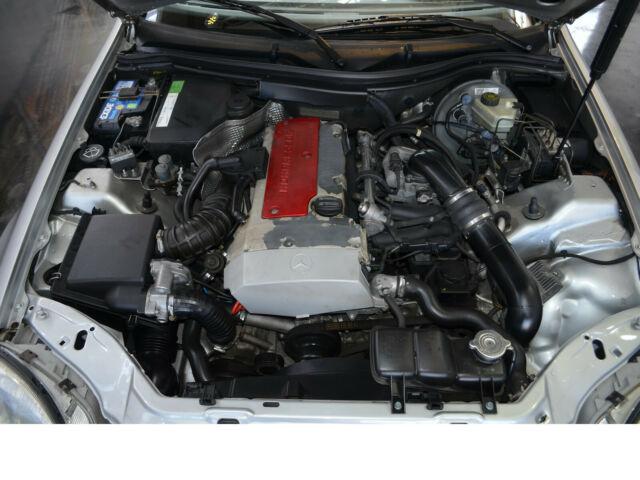 Mercedes-Benz SLK 230 Roadster Kompressor, 2.Hand