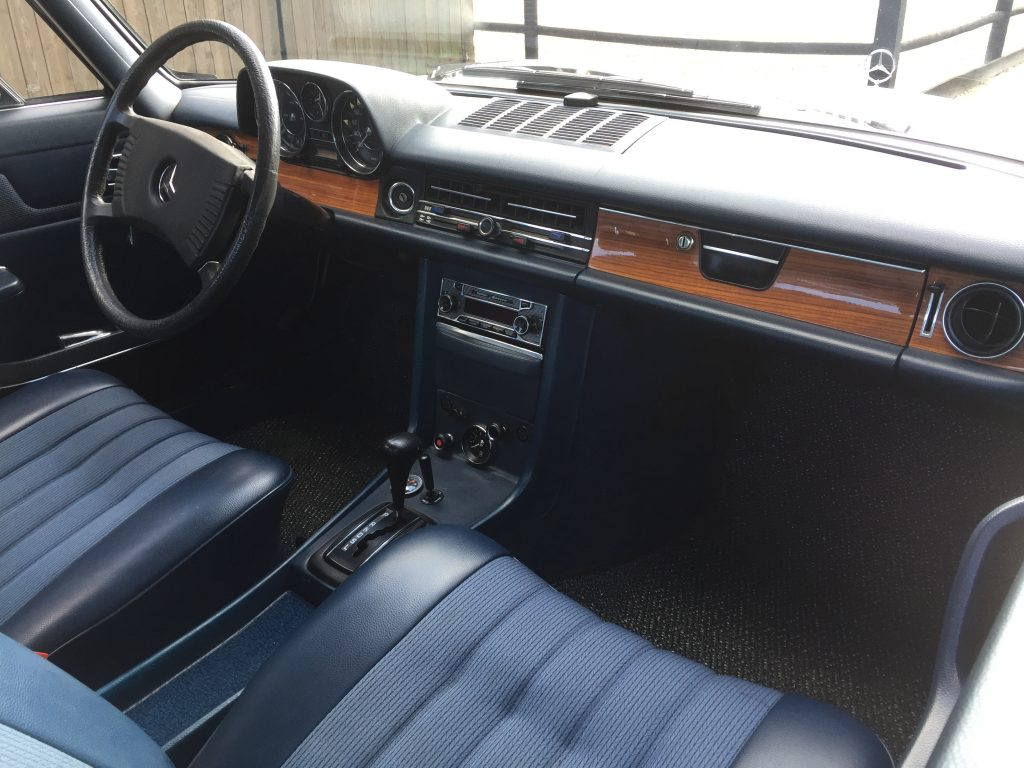 Mercedes-Benz 280 CE Coupe 1974 aus 2. Hand