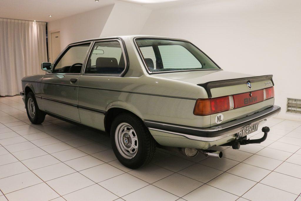 BMW 318i E21 * original zustand * 75% erst lack *