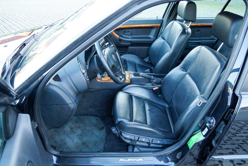 Alpina B8 4.6 Limousine