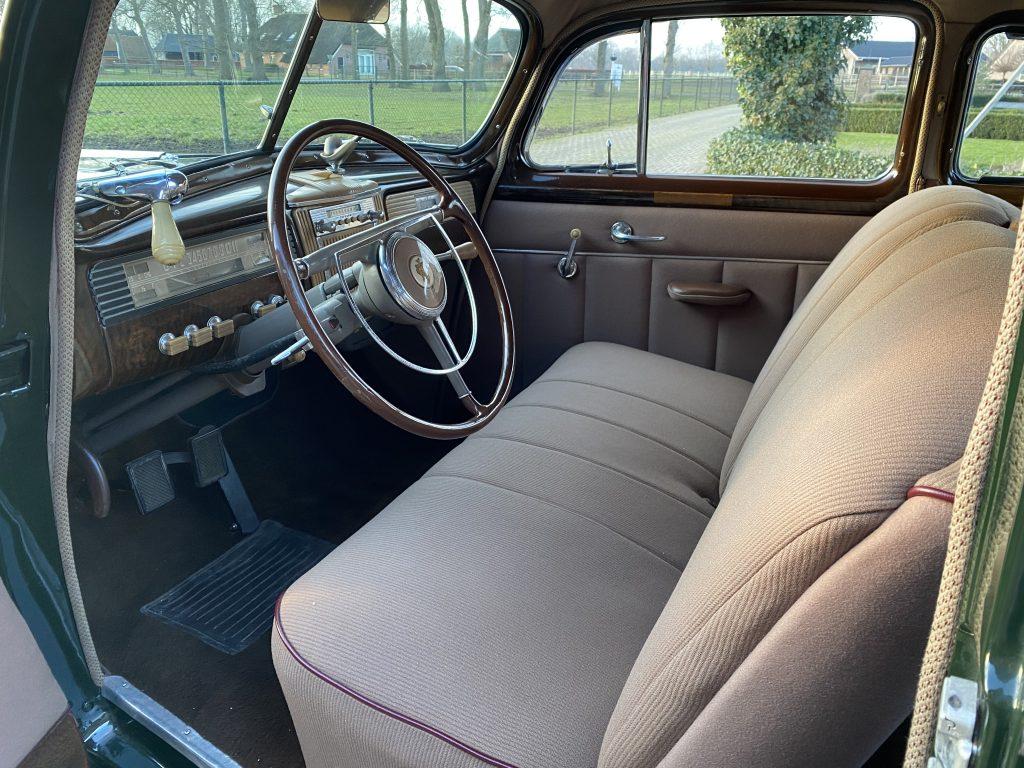 1941 Packard Club Coupe, Reihen 8 Cilinder
