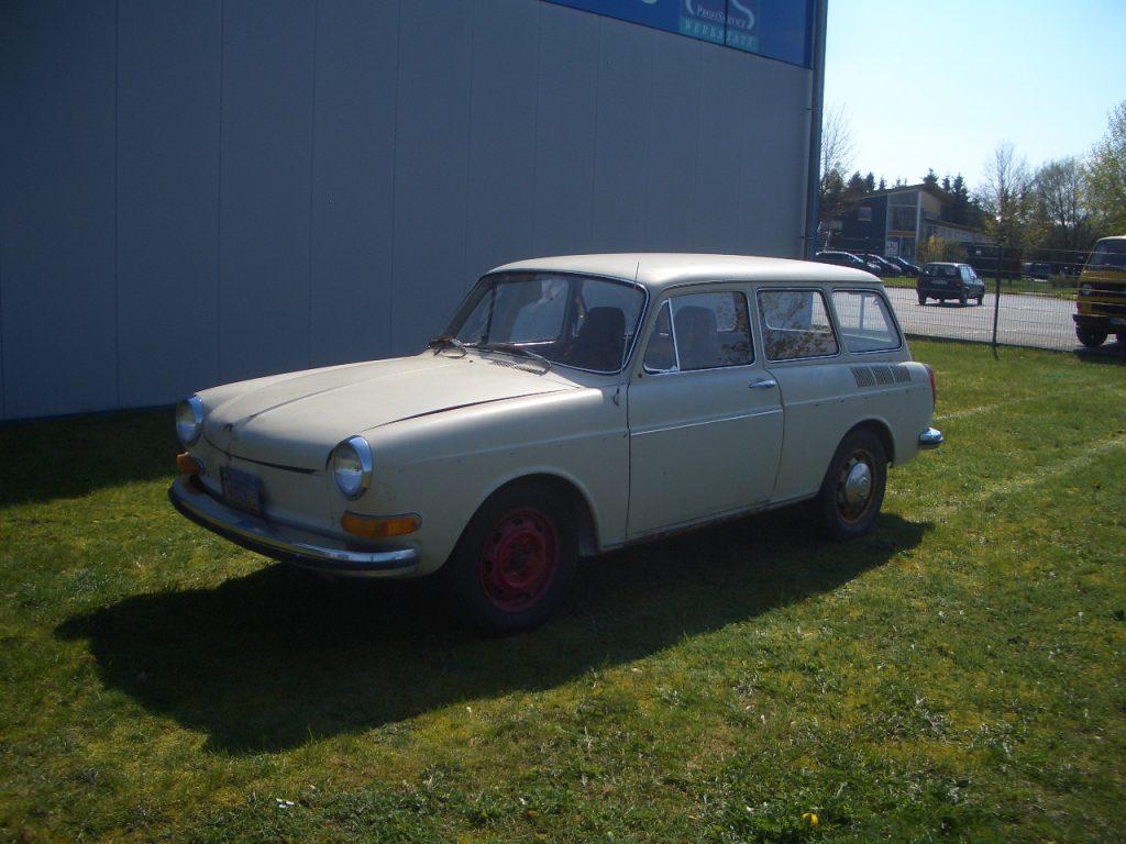 Typ 3 1600 Variant - zum Restaurieren