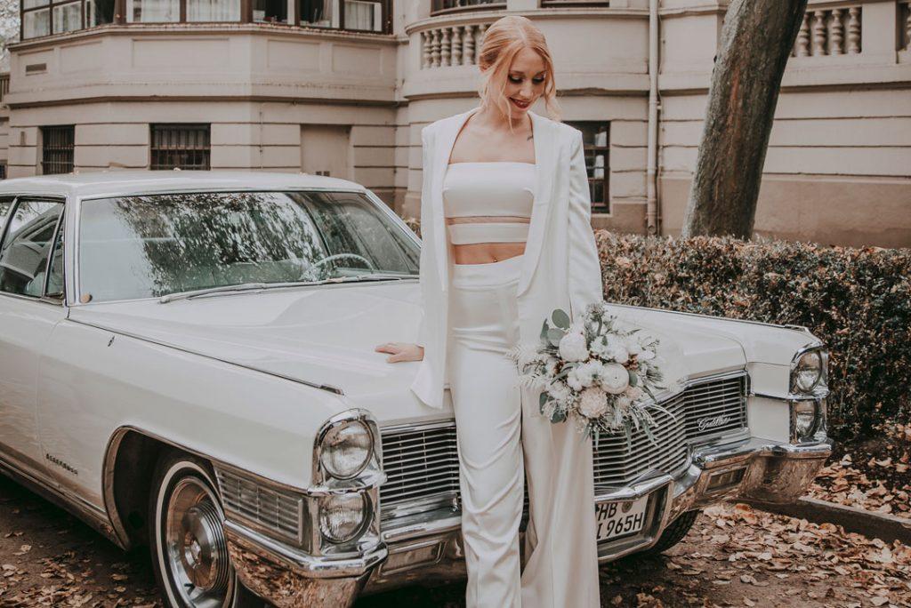 1965er Cadillac V8 mieten oder als Gutschein