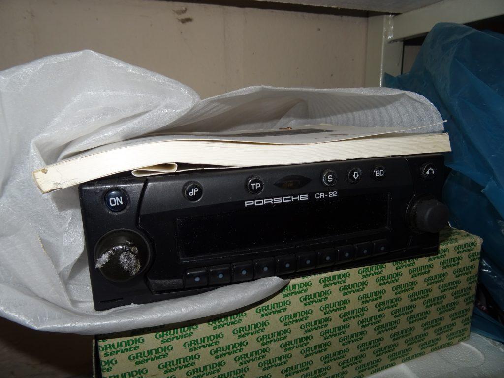 Oldtimer Radios, Becker Radios für Mercedes und Porsche