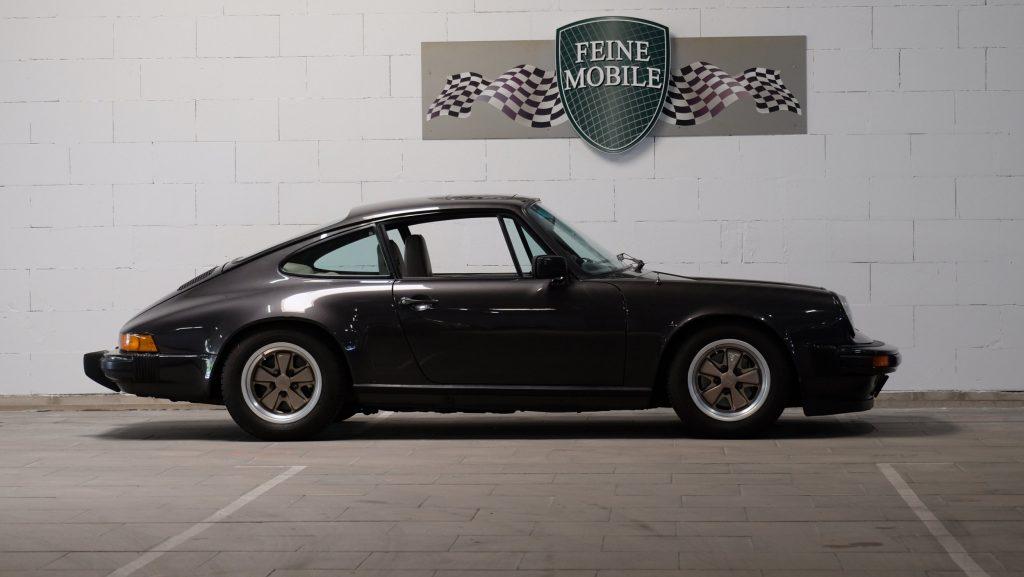 "Porsche 911 SC 3.0 ""Weissach"""