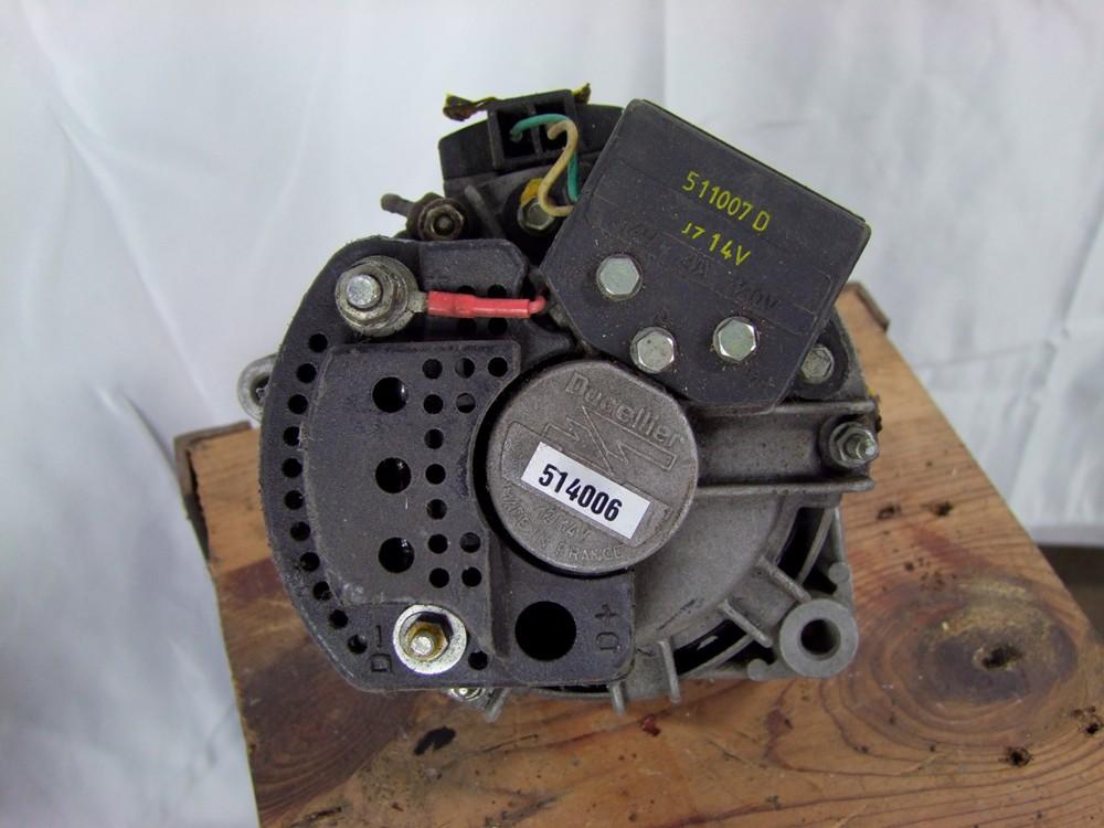 Citroen GS Lichtmaschine