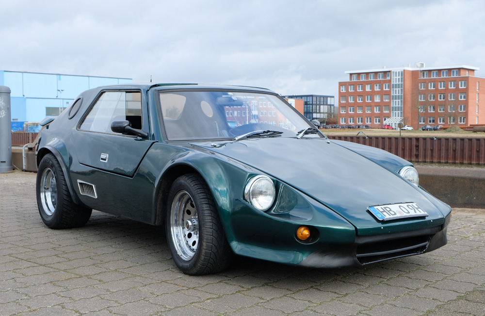 APAL Corsa Coupe   1977, Belgium   One Of