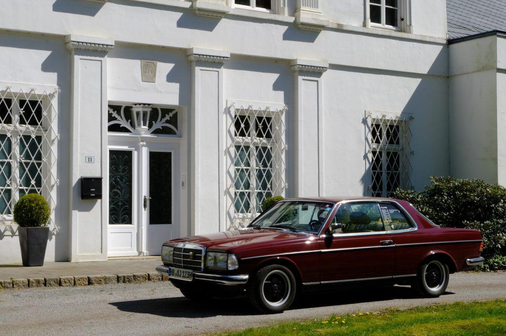 Mercedes Benz 230 CE   W123 C123   5 Gang   5 Speed