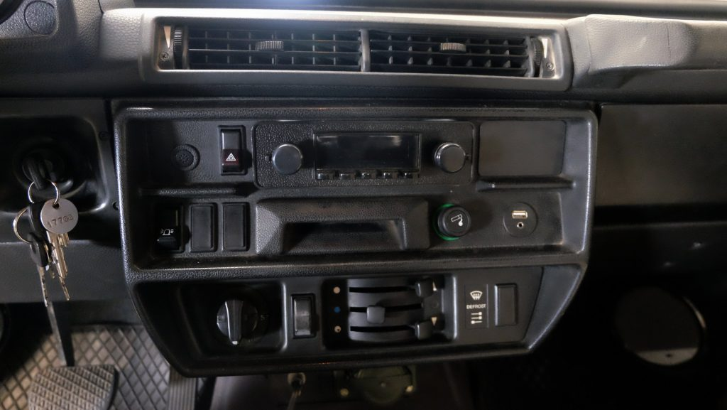 PUCH, Mercedes-Benz 230 GE, Langversion