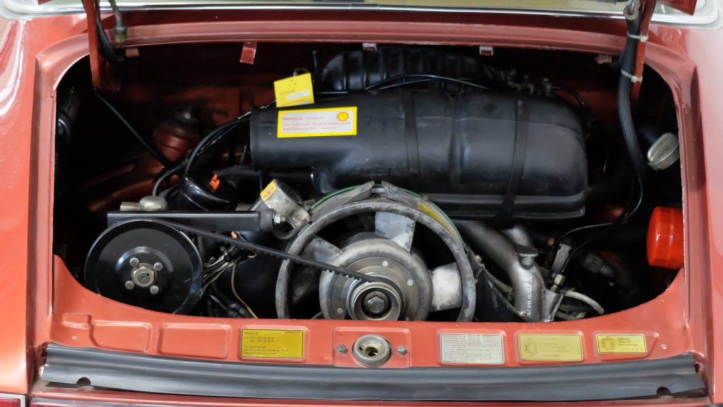 Porsche 911 S Targa mit S-Trim