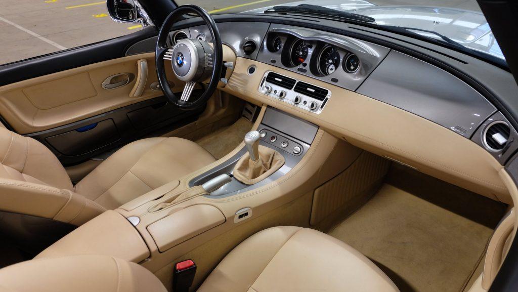 BMW Z8 4.9