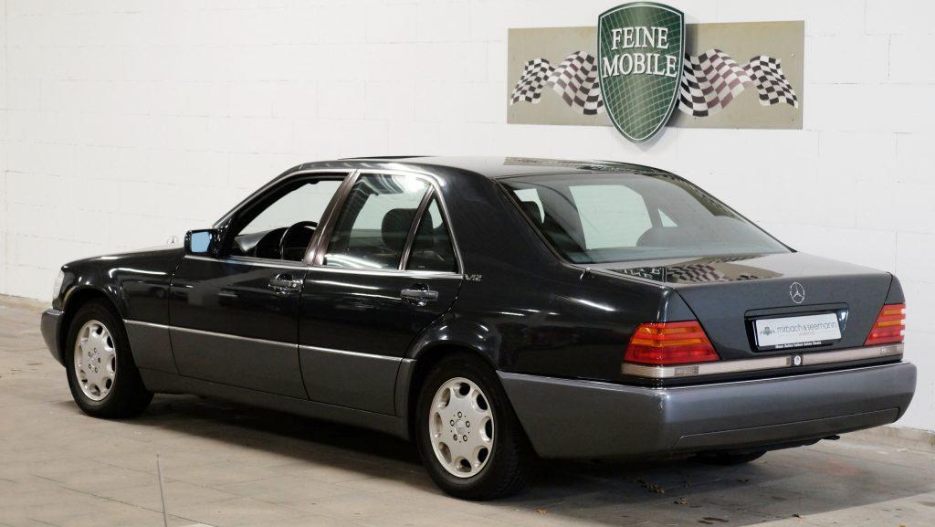 Mercedes-Benz 600 SE