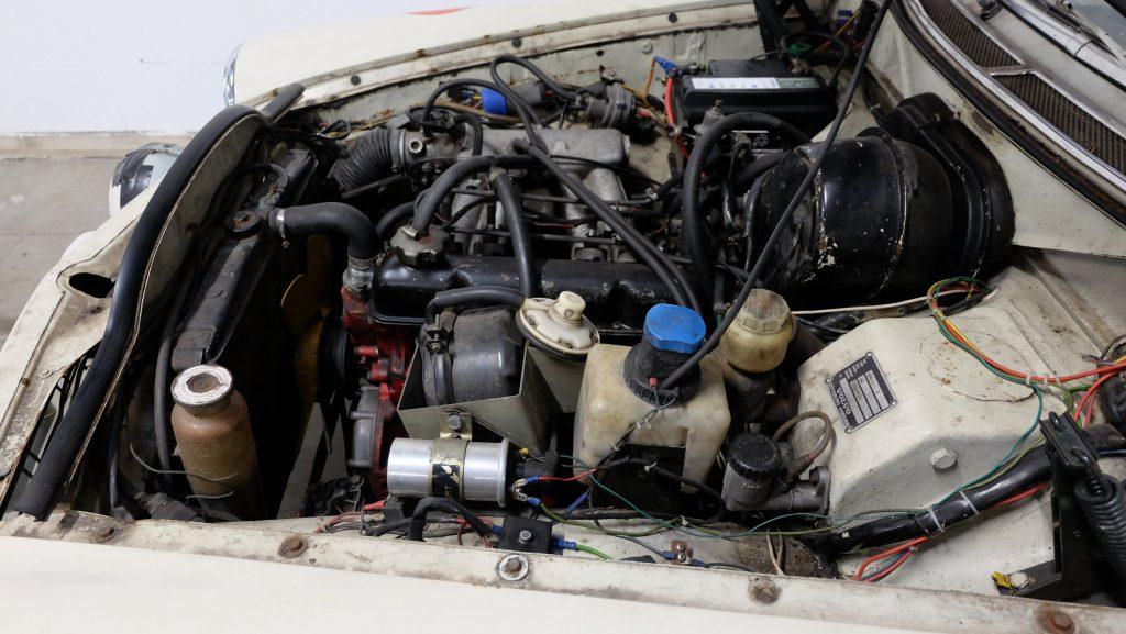 Volvo Amazon Kombi P 221