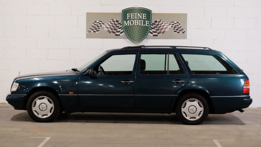 Mercedes-Benz E 200 Kombi