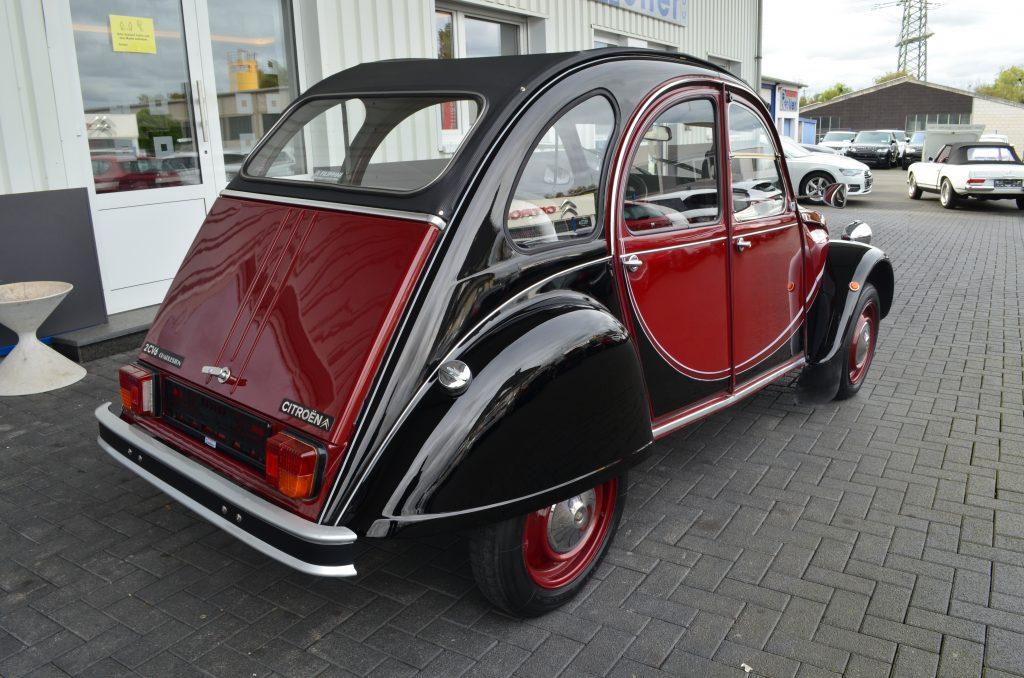 Citroën 2 CV 6 Charleston, 1.Hand