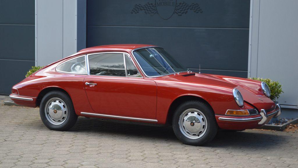 Porsche 912 SWB 1.Hd. früher 65er, komplette Historie, Scheckheft bis 2014 !