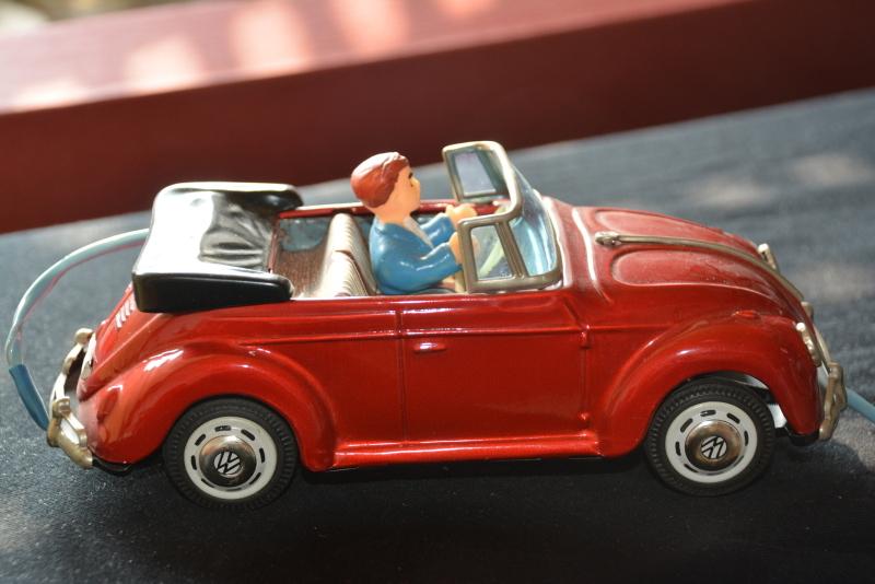 VW Käfer Cabrio Blechmodell 60er Jahre