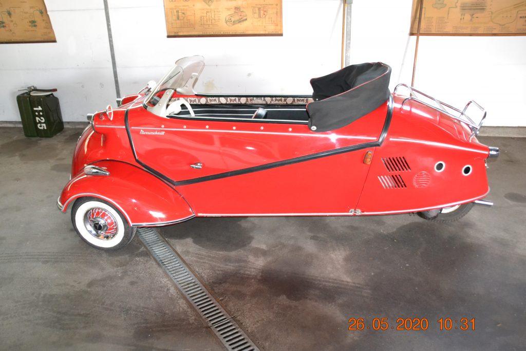 Messerschmitt  FMR KR 175 (1954)