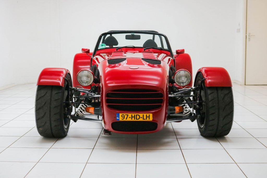 Donkervoort D8 1.8 Audi 180/R * Scheckheft *