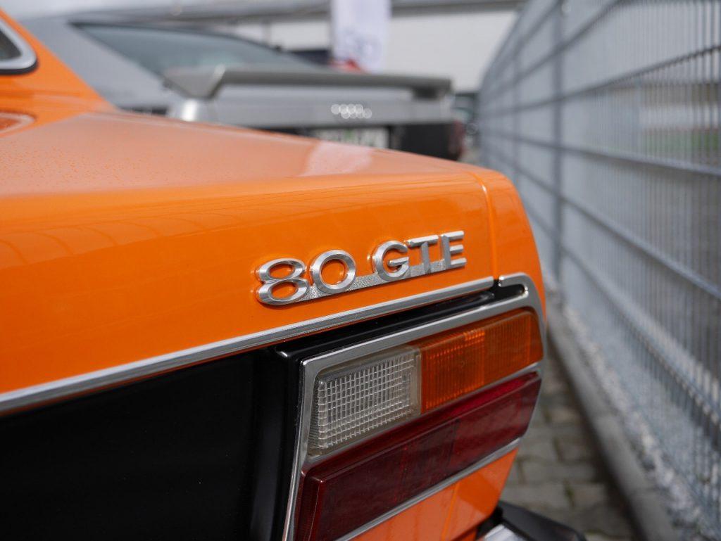 Audi 80 B1 GTE - 1.te Hand - Sportler der 70er