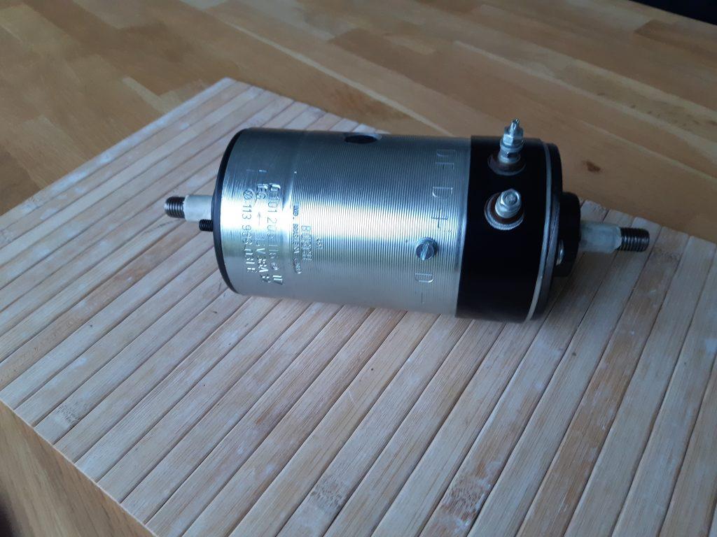 Bosch Lichtmaschine Porsche 356 6Volt auch in 12 Volt möglich