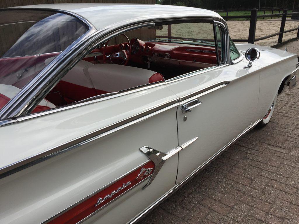 1960 Chevrolet Impala Coupe 348 Tri-Power