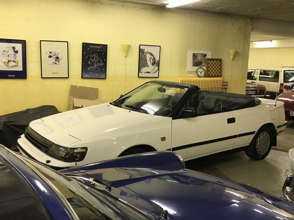 Toyota Celica Cabrio