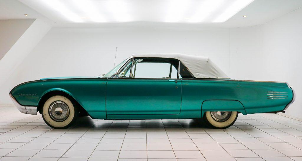 Ford Thunderbird Convertible * Bullit Bird * Soft-top * Cruise-O-Matic *