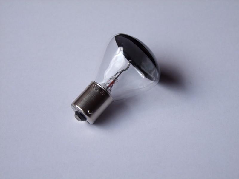 Glühlampen für den Helphos Suchscheinwerfer