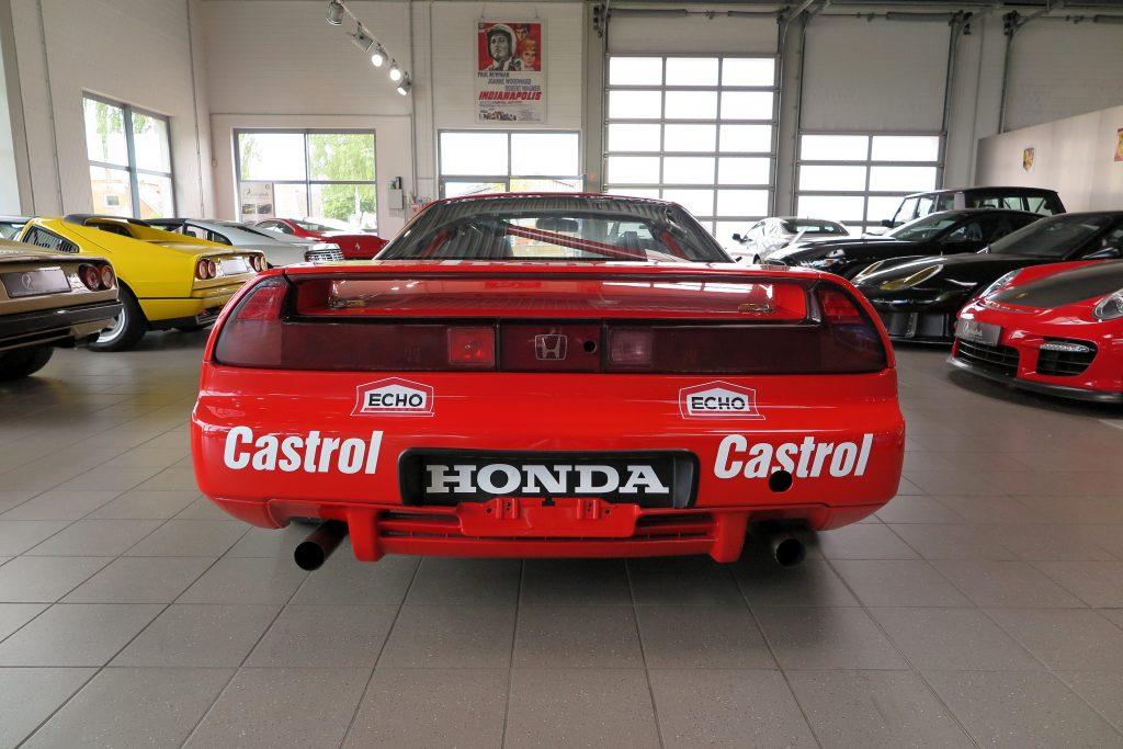 HondaNSX Factory Race Car