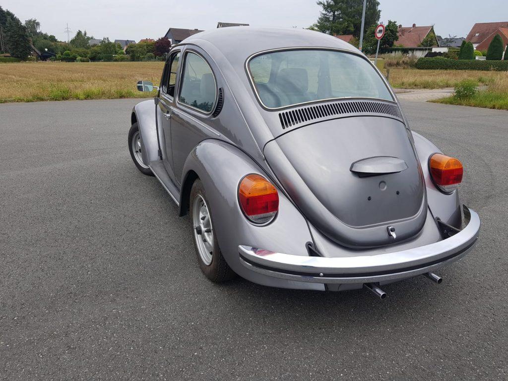 VW Jubiläums Käfer, 2664km, Jahreswagenzustand