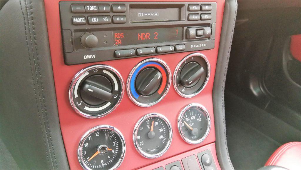 BMW Z3 M-Coupe deutsch, 2. Hand, 65tkm